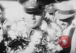 Image of Lieutenant Albert F. Hegenberger Hawaii USA, 1927, second 12 stock footage video 65675042051