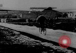 Image of man attempts to fly bicycle with wings France, 1912, second 2 stock footage video 65675042052