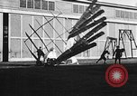 Image of 7-wing airplane United States USA, 1920, second 7 stock footage video 65675042055