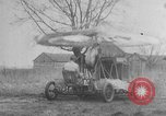 Image of Sky Car ornithopter Michigan United States USA, 1928, second 7 stock footage video 65675042056