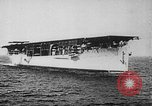Image of USS Langley (CV-1) Pacific Ocean, 1924, second 6 stock footage video 65675042061