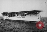 Image of USS Langley (CV-1) Pacific Ocean, 1924, second 7 stock footage video 65675042061