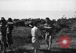 Image of Invasion of Aguni Jima Okinawa Ryukyu Islands, 1945, second 5 stock footage video 65675042091