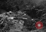 Image of Marine interpreter Okinawa Ryukyu Islands, 1945, second 12 stock footage video 65675042097