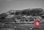 Image of caves Okinawa Ryukyu Islands, 1945, second 6 stock footage video 65675042101