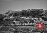 Image of caves Okinawa Ryukyu Islands, 1945, second 7 stock footage video 65675042101