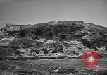 Image of caves Okinawa Ryukyu Islands, 1945, second 9 stock footage video 65675042101