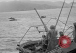Image of 40 mm antiaircraft gun Okinawa Ryukyu Islands, 1945, second 11 stock footage video 65675042108