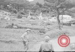 Image of US Military police guard Japanese on Iheya Jima Iheya Jima Japan, 1945, second 4 stock footage video 65675042119