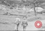 Image of US Military police guard Japanese on Iheya Jima Iheya Jima Japan, 1945, second 7 stock footage video 65675042119
