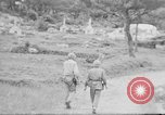 Image of US Military police guard Japanese on Iheya Jima Iheya Jima Japan, 1945, second 8 stock footage video 65675042119