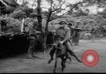 Image of US Military police guard Japanese on Iheya Jima Iheya Jima Japan, 1945, second 10 stock footage video 65675042119
