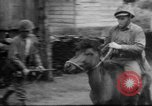 Image of US Military police guard Japanese on Iheya Jima Iheya Jima Japan, 1945, second 12 stock footage video 65675042119
