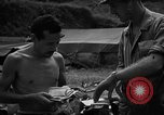 Image of flame thrower Senaga Shima Japan, 1945, second 2 stock footage video 65675042121