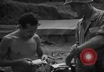Image of flame thrower Senaga Shima Japan, 1945, second 7 stock footage video 65675042121