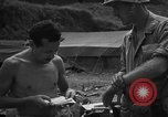 Image of flame thrower Senaga Shima Japan, 1945, second 8 stock footage video 65675042121