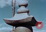 Image of shadow details Hiroshima Japan, 1946, second 9 stock footage video 65675042126