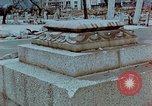 Image of granite stone lantern Hiroshima Japan, 1946, second 3 stock footage video 65675042127
