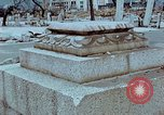 Image of granite stone lantern Hiroshima Japan, 1946, second 11 stock footage video 65675042127