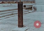 Image of wooden post Hiroshima Japan, 1946, second 4 stock footage video 65675042128