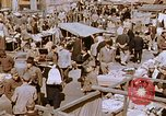 Image of market place Hiroshima Japan, 1946, second 6 stock footage video 65675042139