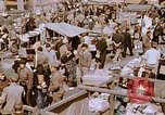 Image of market place Hiroshima Japan, 1946, second 8 stock footage video 65675042139