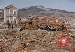 Image of wrecked steel structure Nagasaki Japan, 1946, second 5 stock footage video 65675042144