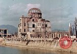 Image of Atomic Bomb Dome Hiroshima Hiroshima Japan, 1946, second 2 stock footage video 65675042156