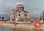 Image of Atomic Bomb Dome Hiroshima Hiroshima Japan, 1946, second 5 stock footage video 65675042156