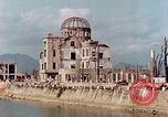 Image of Atomic Bomb Dome Hiroshima Hiroshima Japan, 1946, second 6 stock footage video 65675042156