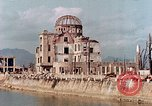 Image of Atomic Bomb Dome Hiroshima Hiroshima Japan, 1946, second 7 stock footage video 65675042156