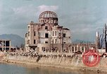 Image of Atomic Bomb Dome Hiroshima Hiroshima Japan, 1946, second 11 stock footage video 65675042156