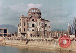 Image of Atomic Bomb Dome Hiroshima Hiroshima Japan, 1946, second 12 stock footage video 65675042156
