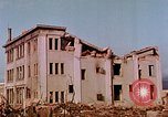 Image of destructed buildings Hiroshima Japan, 1946, second 11 stock footage video 65675042158