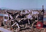 Image of Destruction in Hiroshima Hiroshima Japan, 1946, second 10 stock footage video 65675042160