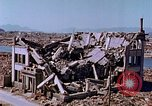 Image of Destruction in Hiroshima Hiroshima Japan, 1946, second 11 stock footage video 65675042160