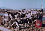 Image of Destruction in Hiroshima Hiroshima Japan, 1946, second 12 stock footage video 65675042160