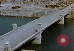 Image of bridge across a river Hiroshima Japan, 1946, second 2 stock footage video 65675042163