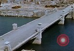 Image of bridge across a river Hiroshima Japan, 1946, second 3 stock footage video 65675042163