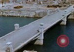 Image of bridge across a river Hiroshima Japan, 1946, second 4 stock footage video 65675042163