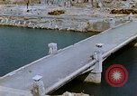 Image of bridge across a river Hiroshima Japan, 1946, second 7 stock footage video 65675042163