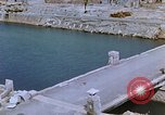 Image of bridge across a river Hiroshima Japan, 1946, second 11 stock footage video 65675042163