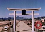 Image of Torii Hiroshima Japan, 1946, second 2 stock footage video 65675042167