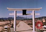 Image of Torii Hiroshima Japan, 1946, second 4 stock footage video 65675042167