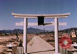 Image of Torii Hiroshima Japan, 1946, second 5 stock footage video 65675042167