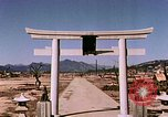 Image of Torii Hiroshima Japan, 1946, second 6 stock footage video 65675042167