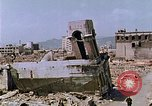 Image of destructed building Hiroshima Japan, 1946, second 6 stock footage video 65675042168