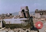 Image of destructed building Hiroshima Japan, 1946, second 7 stock footage video 65675042168