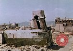 Image of destructed building Hiroshima Japan, 1946, second 12 stock footage video 65675042168