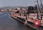 Image of destructed buildings Hiroshima Japan, 1946, second 5 stock footage video 65675042169